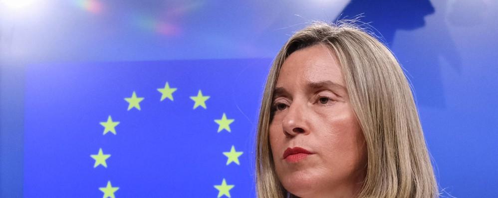 Mogherini, riflettere su aumento fiducia italiani in Ue