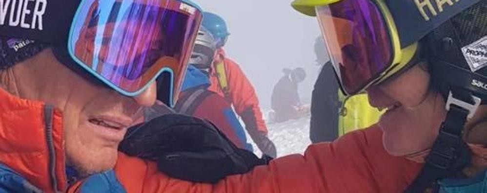 La tragedia sulle Alpi svizzere Anche la sesta vittima è comasca