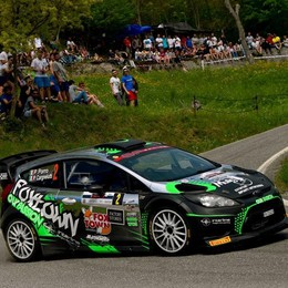 Fontana e Porro, da Como all'assalto del Rally del Salento