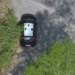Droga nei boschi dell'Olgiatese Sedici arresti all'alba   Guarda il video