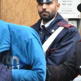 """La banda del bosco finisce in manette  Gli italiani """"manovalanza"""""""