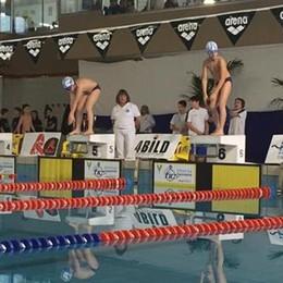 Trofeo Città di Como  con 4000 nuotatori
