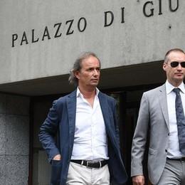 L'ex presidente del Como confessa  «Fatture false per salvare la squadra»
