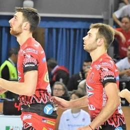 Anzani porta a Como il tricolore L'ha vinto con Perugia in Superlega