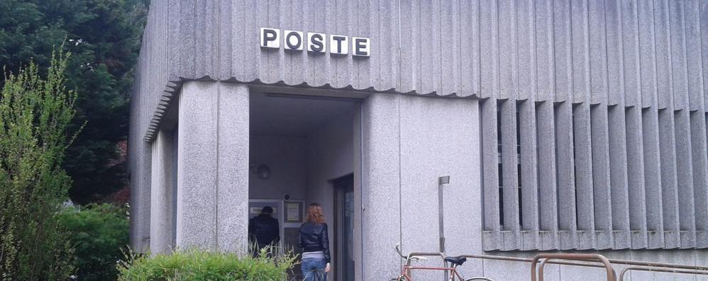 Poste di Novedrate, chiusa l'inchiesta    «Sottratti 800mila euro ai correntisti»