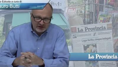 VideoEdicola prima pagina dell'8 maggio 2018