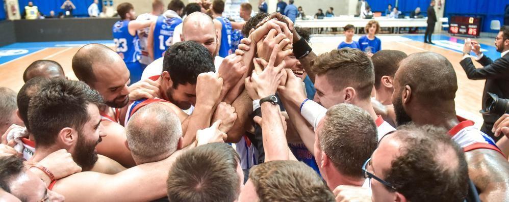 Cantù centra i playoff  Sabato subito con Milano