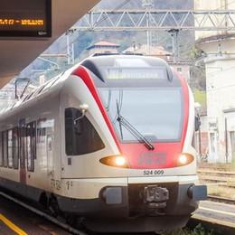 A Malpensa in treno  Passando dalla Svizzera