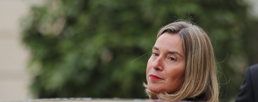 Mogherini, difesa europea più forte fondamentale per la Nato