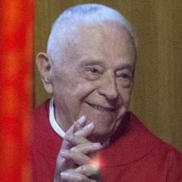 Addio allo storico parroco  Visino in lutto per don Marco
