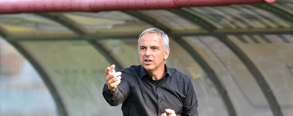 Como, settimana decisiva per l'allenatore  Ritiro estivo: Arona resta la sede favorita
