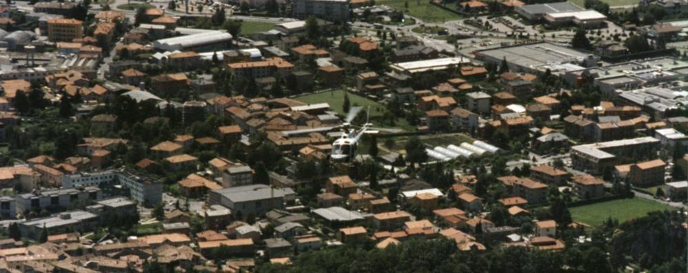 Erba, si riaprono i cantieri  Nuove case in centro e periferia