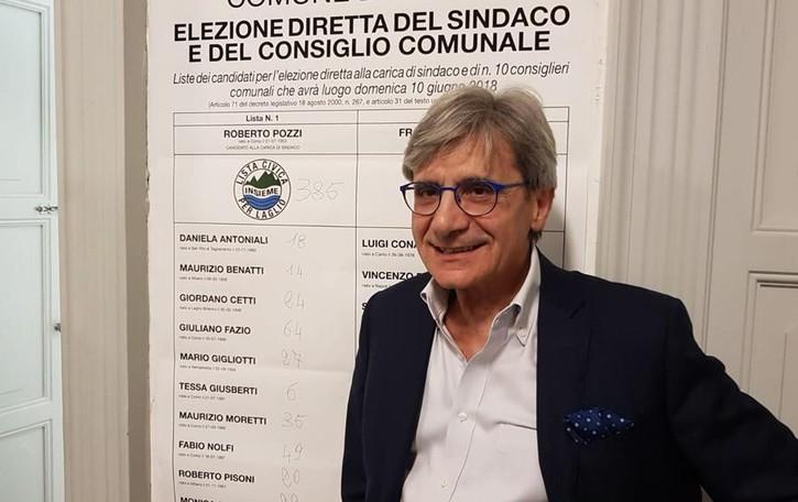 """Laglio, un """"bulgaro"""" a casa Clooney  Pozzi confermato il 92,77% dei voti"""