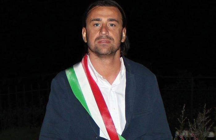 Claudio Raveglia, sindaco di San Siro