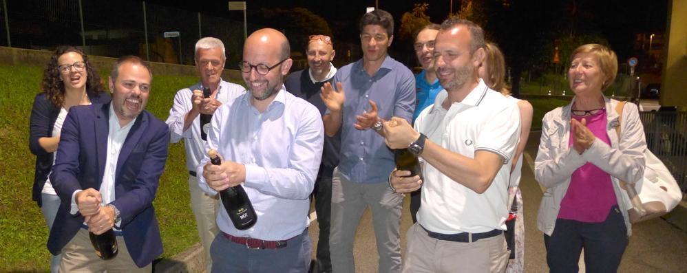 Lurago,Lambrugo,San Siro,Montemezzo  Valanga di preferenze ai sindaci promossi