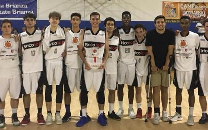 "Basket: Trofeo Giovani   ""I magnifici sette"" a Tavernerio"