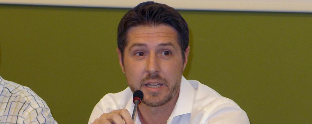 Cantù, Nicola Molteni  Sottosegretario all'Interno