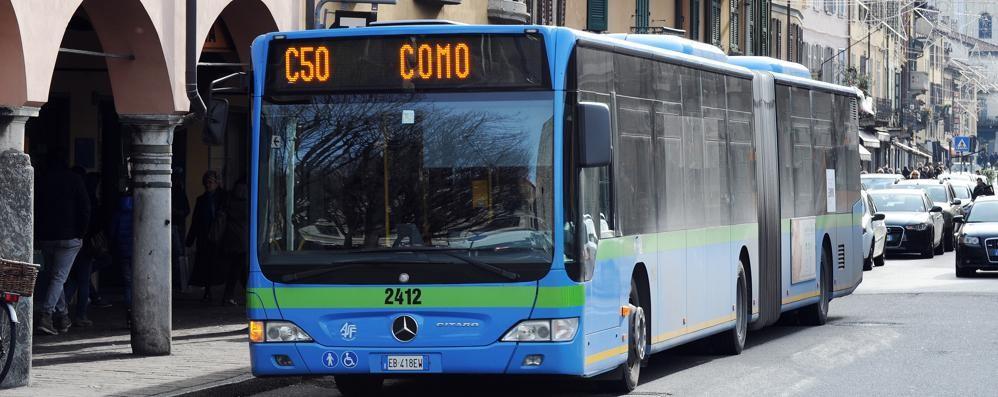 Privatizzare i bus di Asf   l'idea fa litigare gli alleati