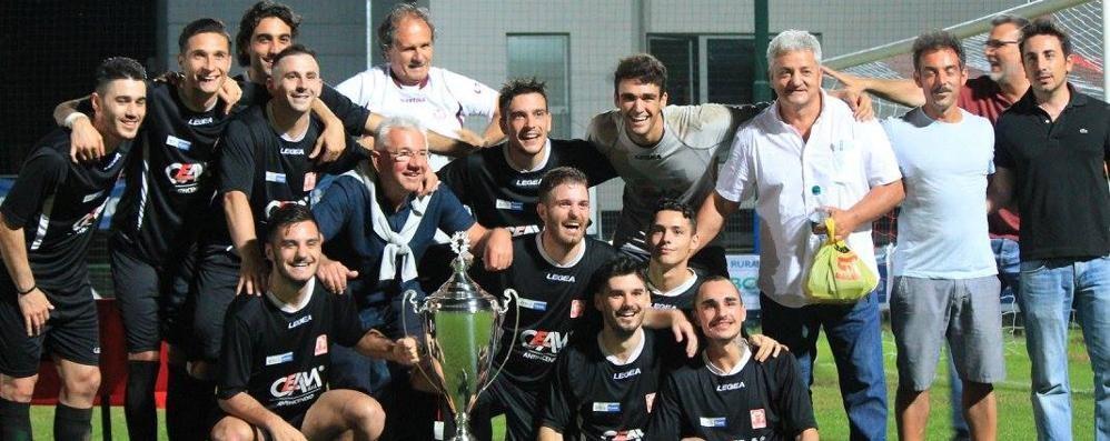 Torneo  San Bernardo  Gol di sera a Cantù