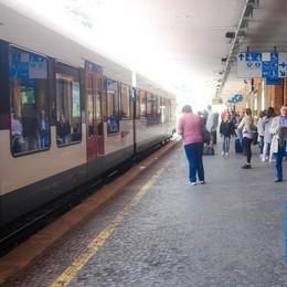 Anche a Como San Giovanni  tornelli e telecamere in stazione