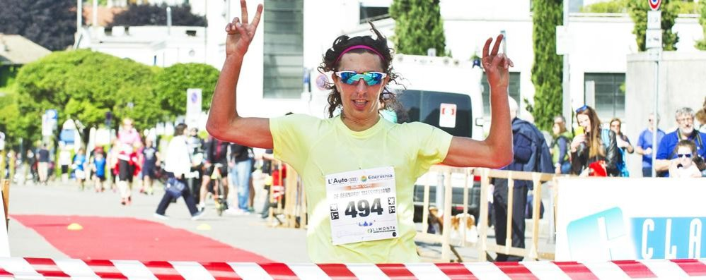 Albini, De Bernardi e Bianchi i favoriti al Tremezzina Vertical run