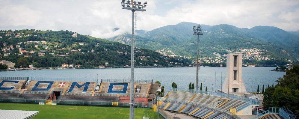 """Calcio Como, un problema in meno  Sinigaglia """"pronto""""  anche per  la C"""