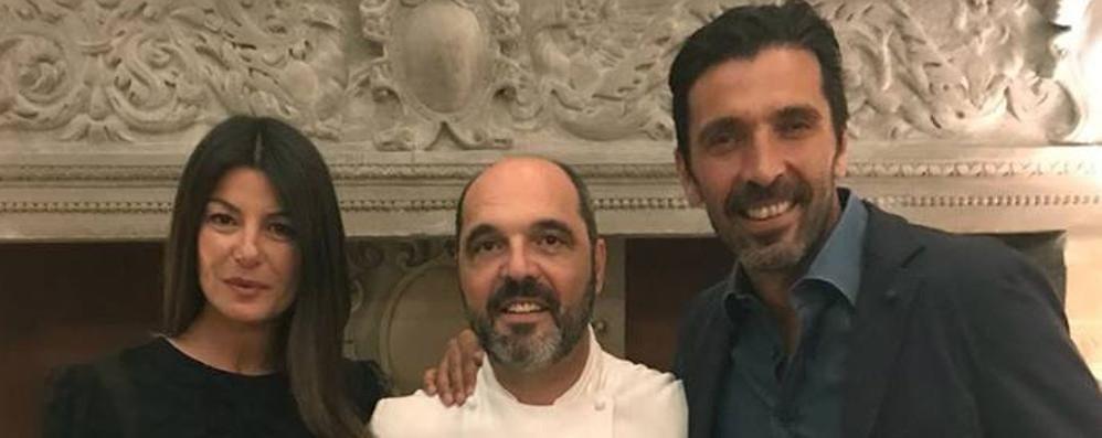 Bellagio e Argegno, che incontri  Ci sono Buffon, D'Amico e Nek
