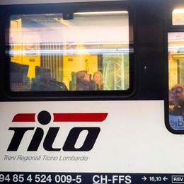 Tilo soppresso a mezzanotte  Ticinesi appiedati a Como