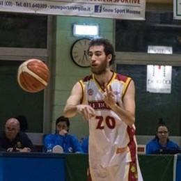 """Basket, Romanò va a Palermo in B  Prima volta per un """"Le Bocce Erba"""""""