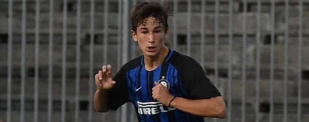 «Io e i due gol fatti alla Juve»  Andrea, piccola star dell'Inter