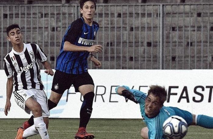 Uno dei gol fatti alla Juventus