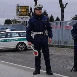 Arrivano le colonnine anti-velocità  «Basta correre sulle nostre strade»