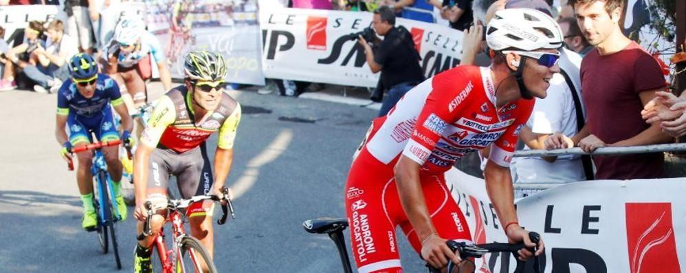 Como, il ciclista Ballerini investito in via per Cernobbio