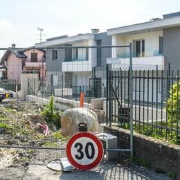 Colverde, le case non sono ancora finite  Ma i ladri svuotano il cantiere