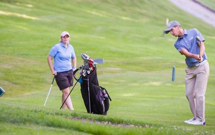 "Golf Club Lanzo Intelvi   ""campione"" comasco"
