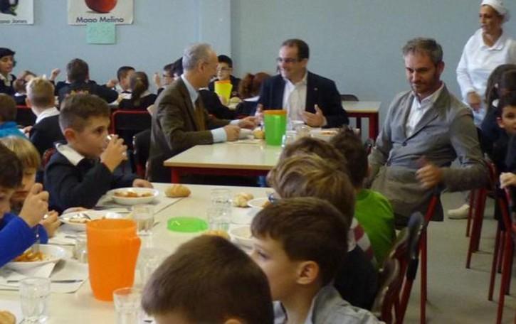 Mariano, divisi sulla mensa  Tutti i bambini iscritti a settembre