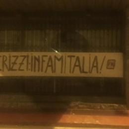 Striscione contro giornalista  Forza Nuova rivendica l'affissione