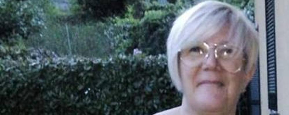 Alzate: donna scomparsa «Si chiama Cinzia, 53 anni Chi l'ha vista ci contatti»