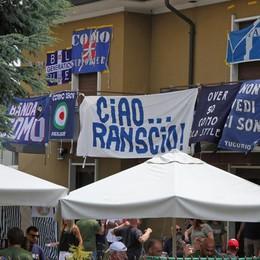 La Festa Biancoblù, ovvero l'orgoglio dei tifosi del Como