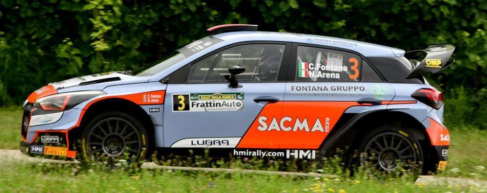 Fontana secondo alla Marca Ha riaperto la corsa tricolore