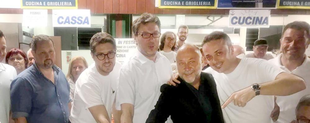 Feste di piazza, Molteni promette  «Basta con la burocrazia»