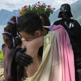 Giocano a Star Wars   ma hanno un cuore  «Mi vuoi sposare?»