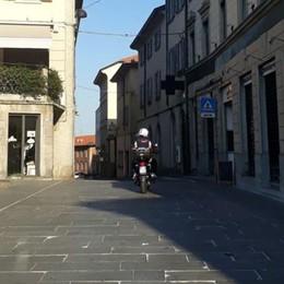 Piazza Garibaldi, via ai lavori  A Cantù cambia la viabilità