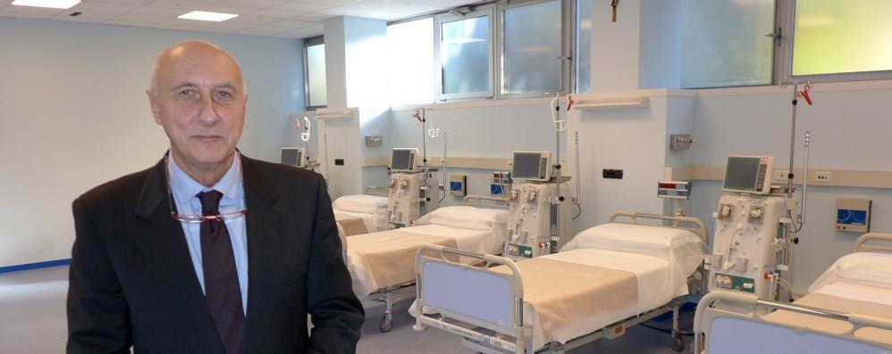 Il direttore del Sant'Anna  «Problemi in Cardiologia ma i pazienti non rischiano»