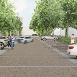 Como: Majocchi e viale Varese  «Falsità sul parcheggio,   quella zona rinascerà»