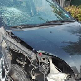 Da Nesso a Fino Mornasco  Raffica di incidenti sulle strade