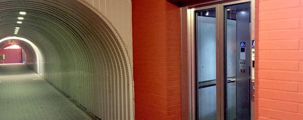Tentata violenza sessuale in stazione  Arrestato un quarantenne di Erba