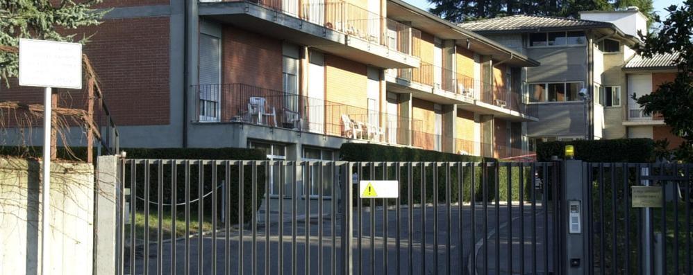 La casa di riposo diventa fondazione  Allarme per le rette ad Olgiate