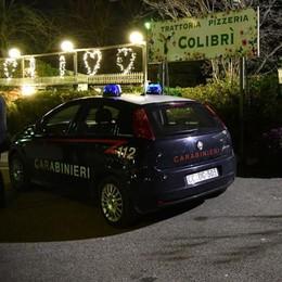 Rapina nella pizzeria di Cadorago  I carabinieri arrestano due persone