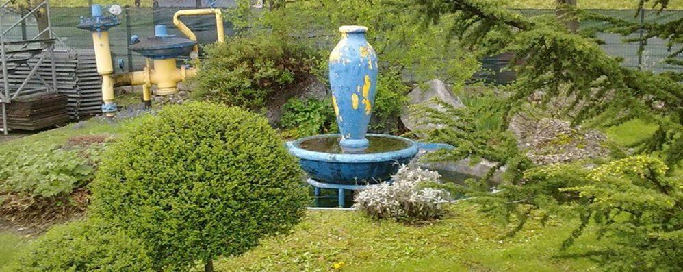 Erba, in piazza Mercato  tornerà la vecchia fontana